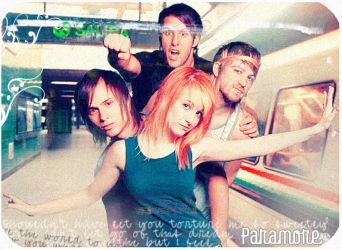 Paramore by marran0