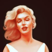 Marilyn by luluha