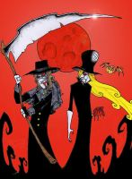 Mad Hatters by Boredman