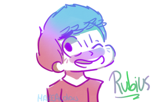 Rubius Grupal xd by makeacolors