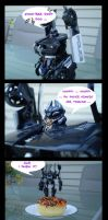COP: Cybertron's Offical Pigs by Illith-Anthonar