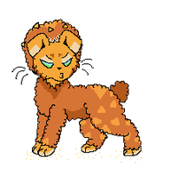 Afro Cat Pixel Custom: 420 Blaze It by ChocolateQuill