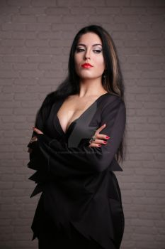 Morticia Addams 13 by Thunderstorm-Fairy