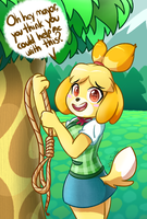 Isabelle by WitchTaunter