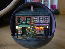 Christmas Baubles by Jalpon