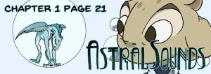 AstralSounds Page 21 (Preview) by The-Snowlion