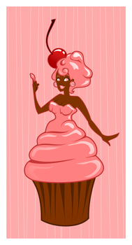 Cupcake by LaggyCreations