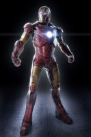 Iron Man final v1 by CubicalMember