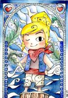 Stained Glass Tetra by Scarlett-Winter