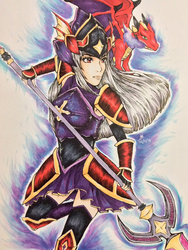 Reberta - Final Fantasy Brave Exvius by FabledCreationZ