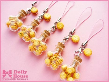 Star Cookies Strap by Dolly House by SweetDollyHouse