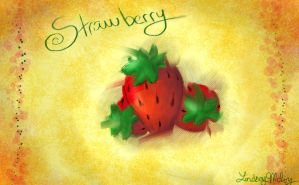 Strawberry Experiment by Annortha