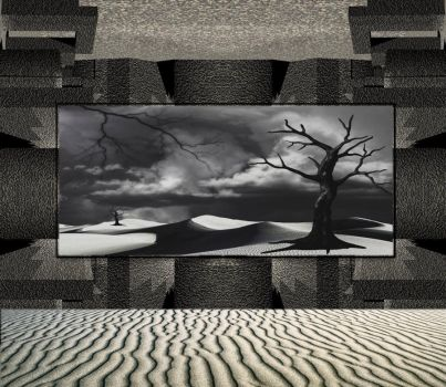 Modern or Surreal Background by mysticmorning