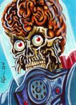 Mars Attacks by mhxistenz
