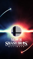 Super Smash Bros. Ultimate Mobile Wallpaper #5 by TheWolfBunny