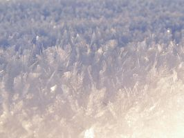 Ice Crystals by bananizen