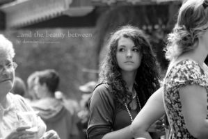 ....and the beauty between by demolayxli