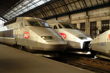 TGV engines by nicolapin