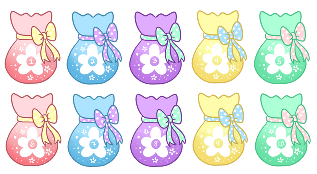 [CLOSED] Spring Grab Bags by Kiwicide