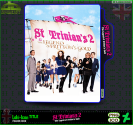 St Trinians II The Legend of Frittons Gold (2009) by Loki-Icon