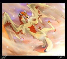 Fly In The Sky by Synthucard
