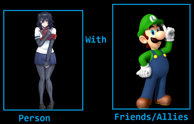 What if Oka and Luigi Were Friends by FcoMk513