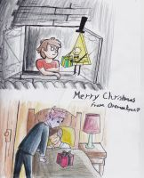 A Late Merry Christmas 2016 -Billdip and Tomco by Oromoekyun