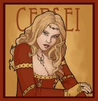 Cersei Lannister by RipeDecay