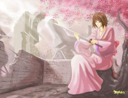 Fanart::Shiki:: by Graphic--Ops