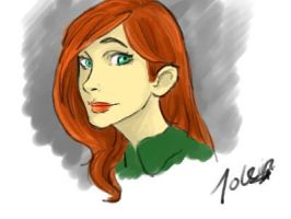 Lily Evans by jolly2
