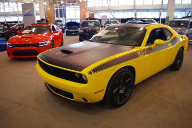 Welcome To The Mopar Family by Carsiano