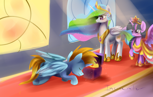 A crown by Incinerater