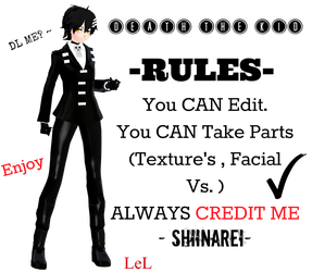 MMD - DEATH THE KID - DOWNLOAD ~ by ShiinaRei