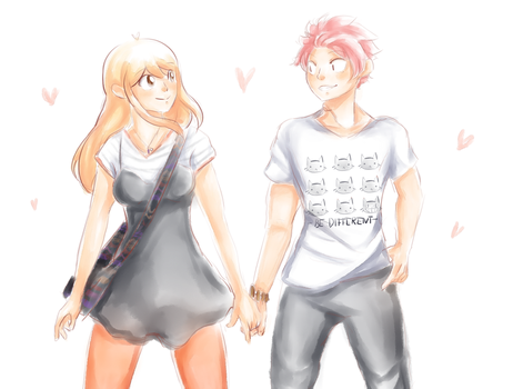 Nalu in my clothing by shadoouge