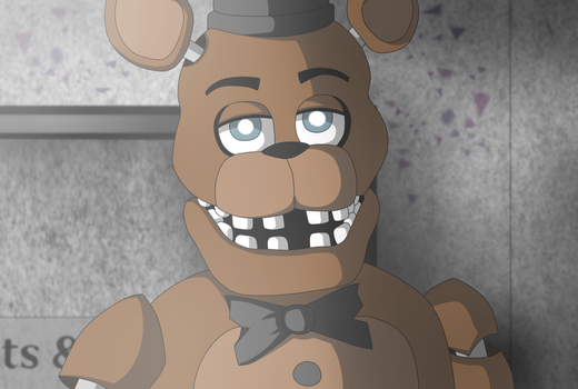 Withered Freddy by Xamp6