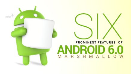 6 Prominent Features of Android 6.0 Marshmallow by jameswilliam723