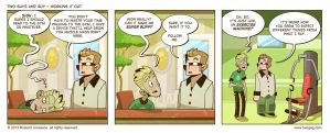 2GAG - Working It Out by Drunken-Novice