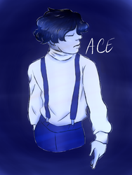 I Want To Be Your Only Ace by chubbybunny125