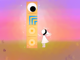 Monument valley by Gameaddict1234
