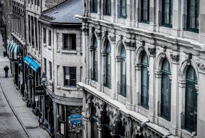 Old Montreal by nigel3