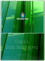 Crank's Vista Wallpaperz -1.5- by crank89