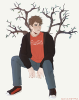 ADAM PARRISH by itsnucleicacid