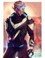 Vetra Nyx by projectnelm