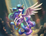 Ray of Light (animated) by TheShadowscale