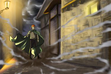 Kvothe Calls the Wind by ccs1989