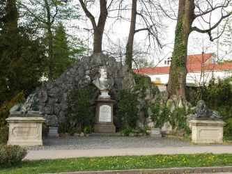 Monument for Ludwig II by Arminius1871