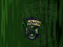 Slytherin by SMHast