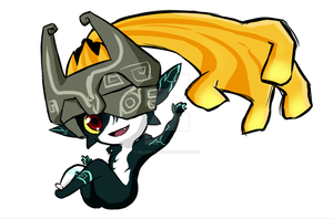 Midna by Kelsea-Chan