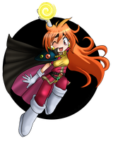 Slayers: Lina Inverse by ChaoticBlossoms
