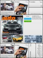 Sportauto Application Ipad a by JFDC